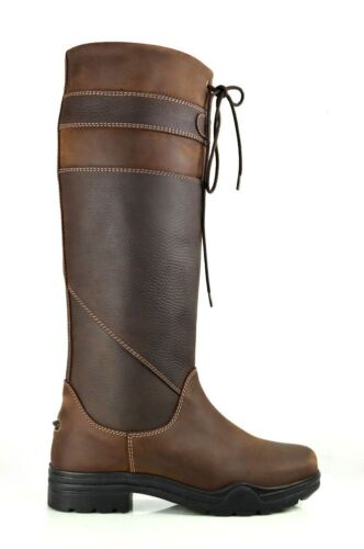 Brogini Ruscello Waterproof Walking Long Riding Country Boots RegularWide Sizes