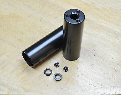3//8 PAIR Evo Pro BMX BIKE PEGS 14mm