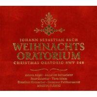 "M. FLÄMIG/DRESDNER KREUZCHOR ""WEIHNACHTS-ORATORIUM (GA)"" 3 CD NEU"