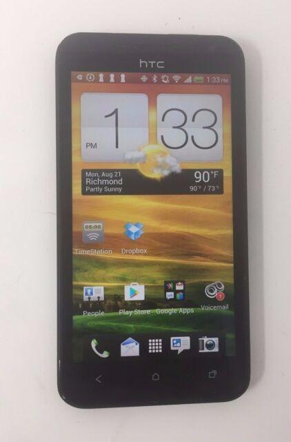 HTC EVO 4G LTE - 16GB - Black (Sprint) Smartphone, Bad ESN Only Issue
