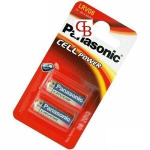 Panasonic-LRV08-12V-micro-Alkaline-Battery-E23A-K23A-GP23A-8LR23-VR22