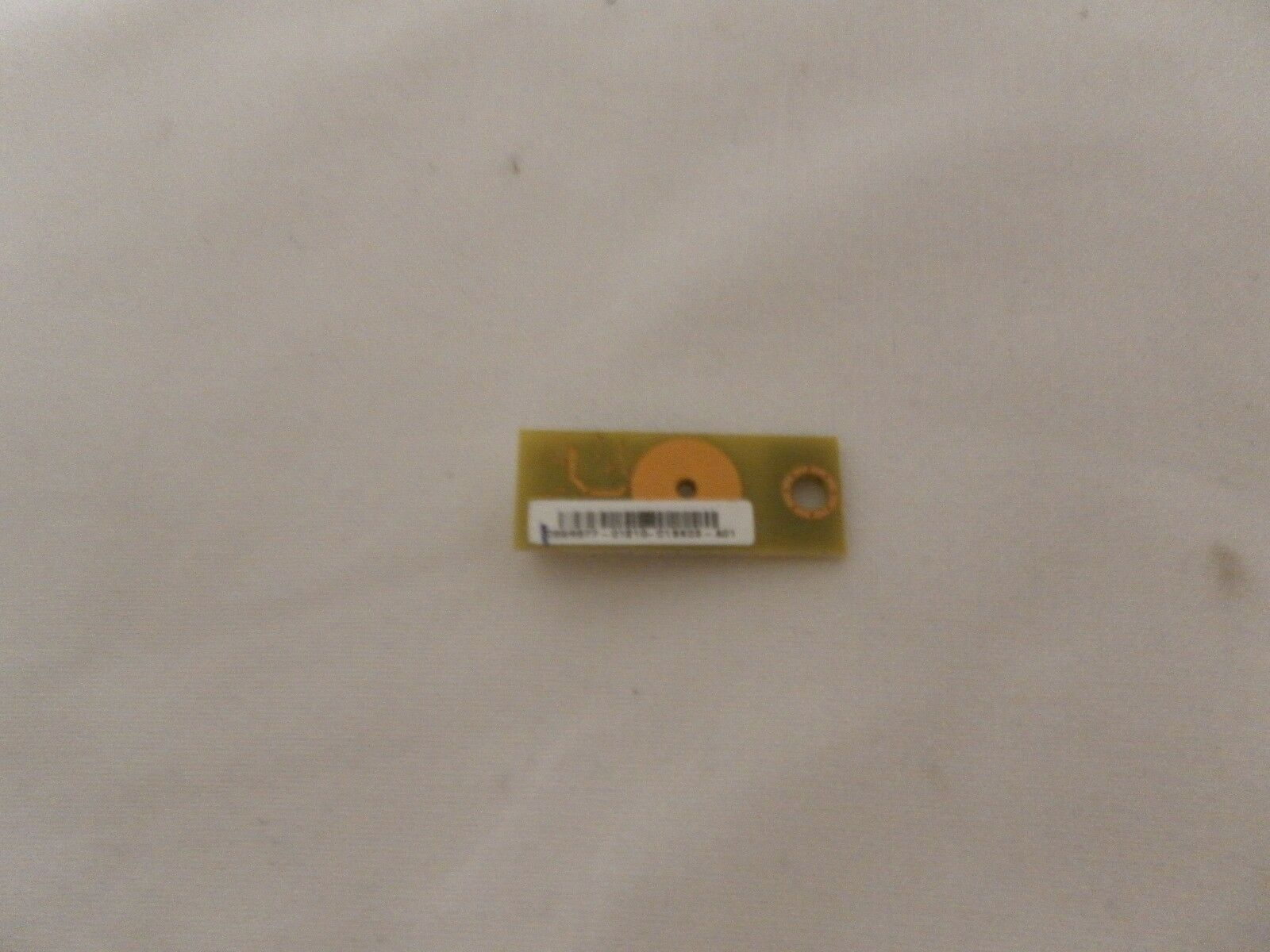 5189-2513 Capacitive Hot Start Button & LED Assembly -HOTS-JAN