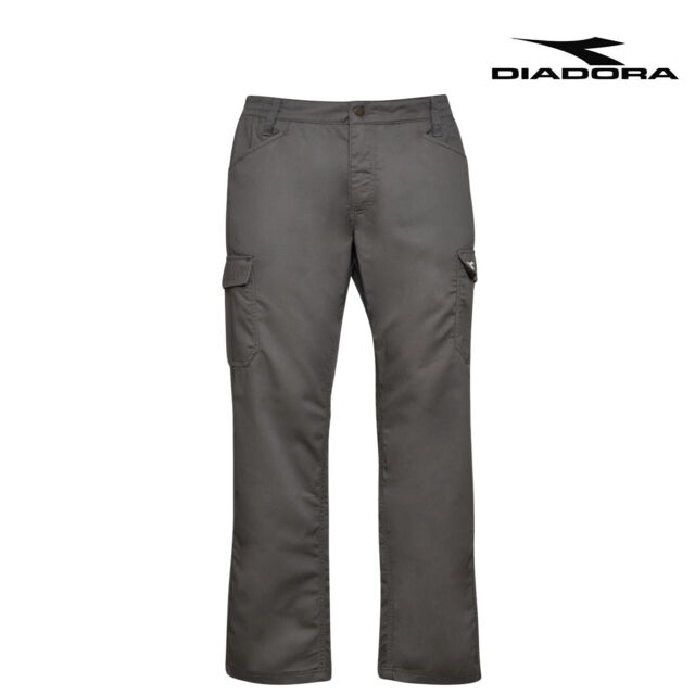 Pantalone Da Lavoro Diadora Utiliy Pant Level Blu Classico
