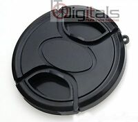 49 Mm Professional Snap-on Front Lens Cap Cover For Filter Safety Dust Glass 49