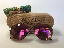 e71d8db0335 Authentic Maui Jim Cinder Cone Sunglasses P789-24b Satin Sepia Size 58  Polarized