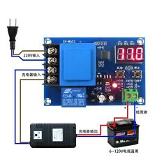 digital 12V Charger Control switch Lithium Batterie Charging protection Board
