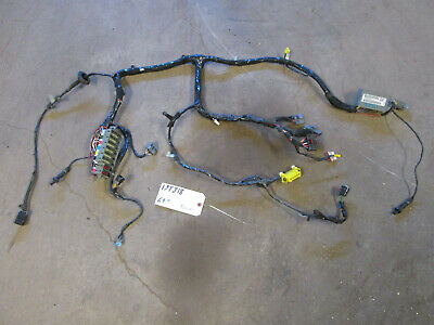 02 JEEP WRANGLER FIREWALL DASH FRONT BODY HARNESS FUSE BOX ...