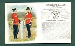 PRINCE-ALBERTS-SOMERSET-L-I-HISTORY-amp-TRADITIONS-vintage-postcard