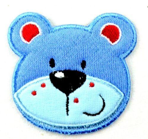Aplicación para plancha perchas imagen 2-125 Teddy oso