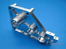 Lauterbacher Tuning-Getriebeplatte für Conrad Carbon Fighter 3