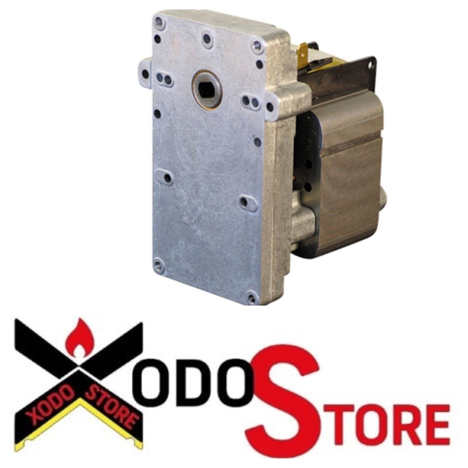 Réducteur de mouvement pour poêle pellet Arbre cable 8,5 mm 5 rpm Paquet 32