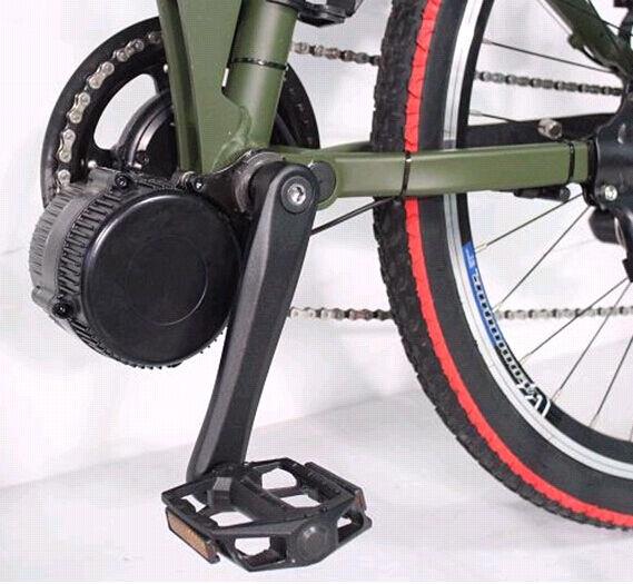 48V  350W 8fun bafang motor BBS01B crank Motor eletric bicycles trike ebike kits