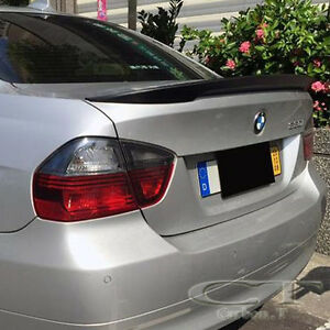 Details about Painted Color For BMW E90 Sedan High Kick Performance Style  Trunk Spoiler 05-11