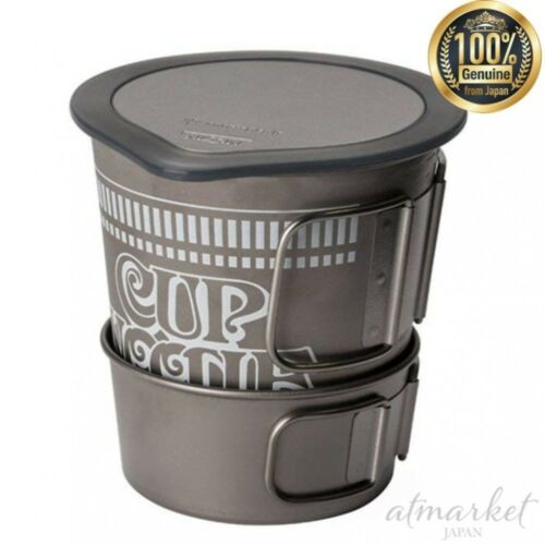 Snow peak SCS-070 cup noodle cookers Outdoor Cooking from JAPAN NEW
