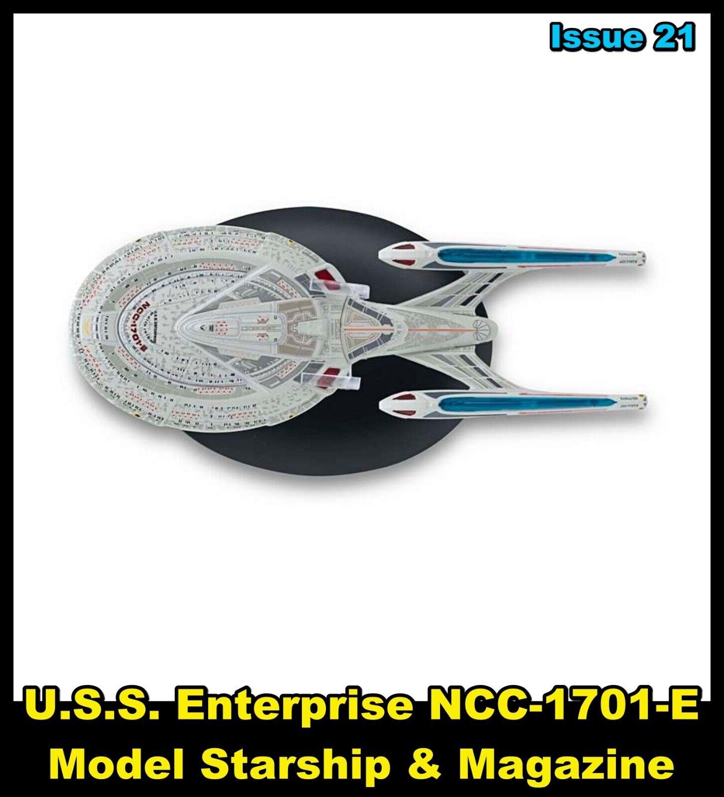 Issue 21: USS Enterprise NCC-1701-E