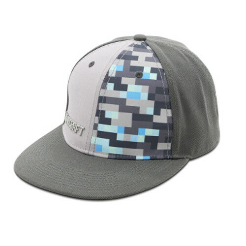 Minecraft Creeper Jinx Snap-back Hat Baseball Cap Kids Size for sale online   4aab3f57c7