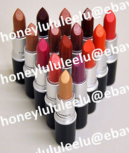 MAC-AMPLIFIED-CREME-Lipstick-Choose-From-20-Color-Full-Size-New-in-Box-Authentic
