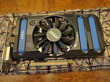 MSI NVIDIA GeForce GTX 660 (N660 2GD5/OC) AFTERBURNER