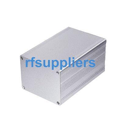 Extruded aluminum electronic enclosure PCB instrument Box Case 121x78.8x62.6mm