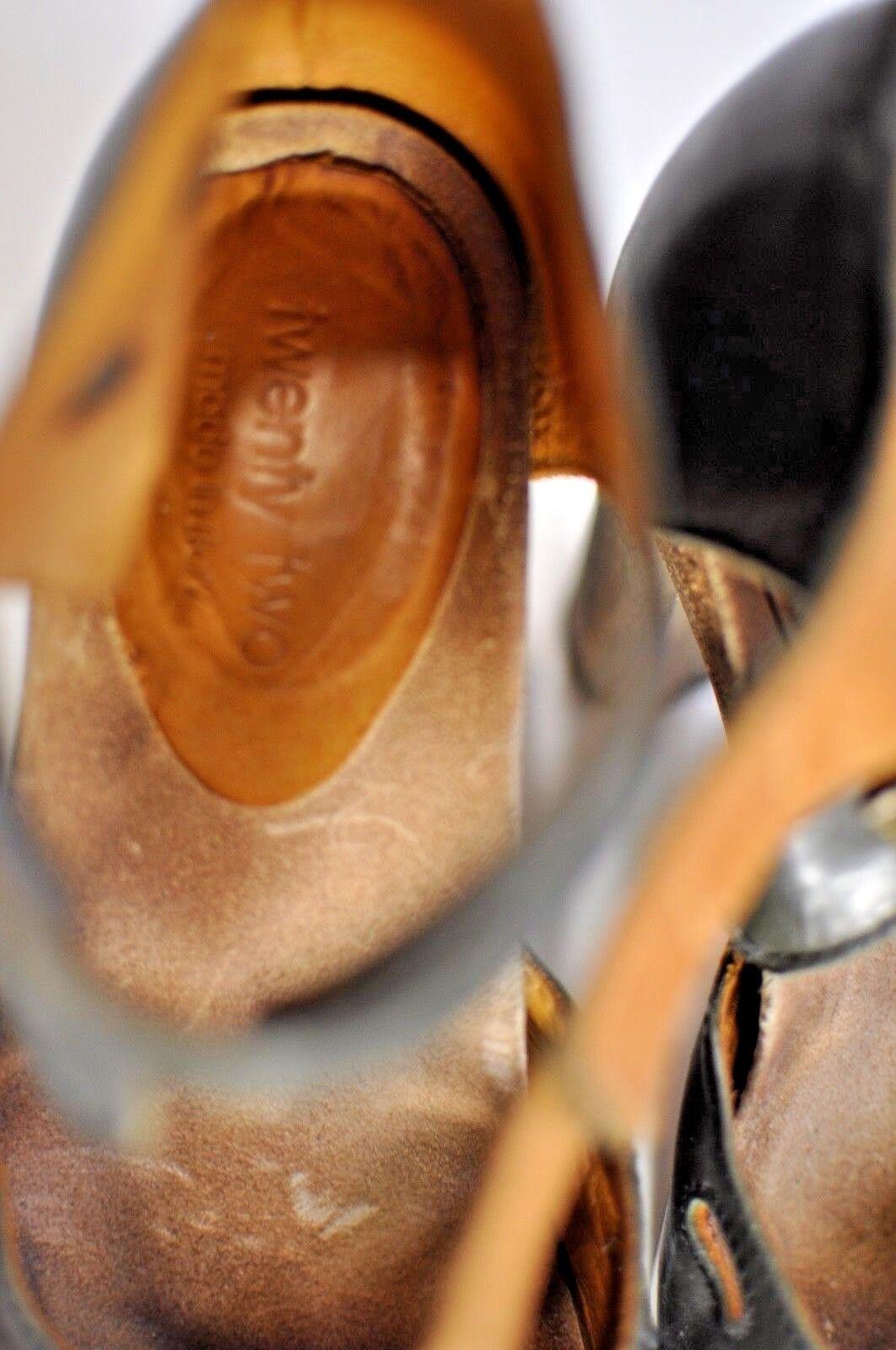 Twenty Two damen damen damen leather heels Größe 37.5 made in  461214