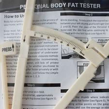 Personal Body Accu Fat Tester Caliper for Accurate Measure - PE-USA-2000