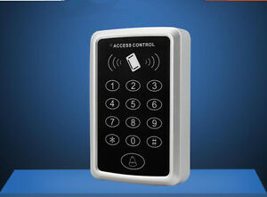 13-56Mhz-RFID-IC-Proximity-Card-Key-Tag-Reader-Keypad-Password-access-control