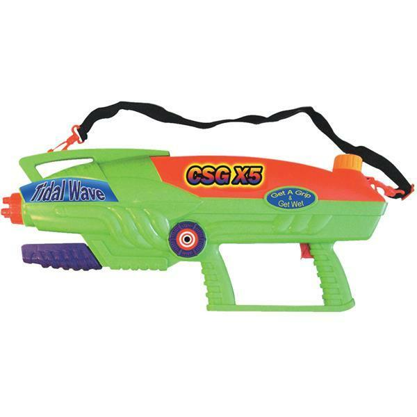 4 pk Water Sports CSG X5 Large Large Large Sturdy Constructed Water Gun Pool Toy 1f3194