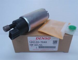 SE New DENSO Electronic Fuel Pump Connector Set For Mazda Premacy RX8 CP FE