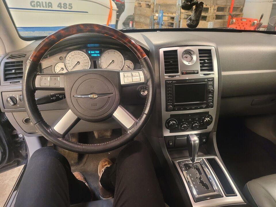 Chrysler 300C, 3,5 aut., Benzin