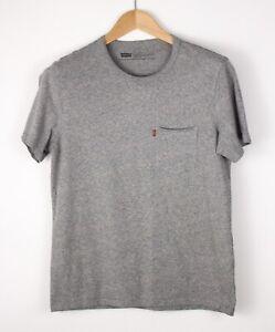 Levi's Strauss & Co Hommes Décontracté Haut T-Shirt TAILLE S AOZ89