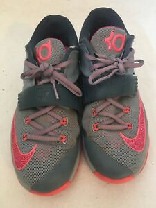 best loved 2a941 0cb9a Image is loading NEW-Youth-Nike-KD-VII-034-Calm-Before-