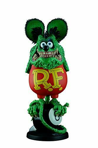8Ball Edition ACRO RAT FINK Soft Vinyl Painted PVC Figure NEW from Japan