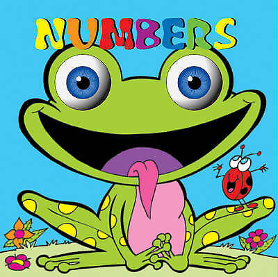 New, Numbers (Bug-eyed Books), Barrie Appleby, Book