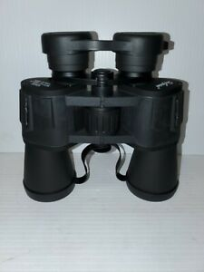 Sky-Genius-Binoculars-10x50-Black-Carrying-Case-And-Cleaning-Cloth