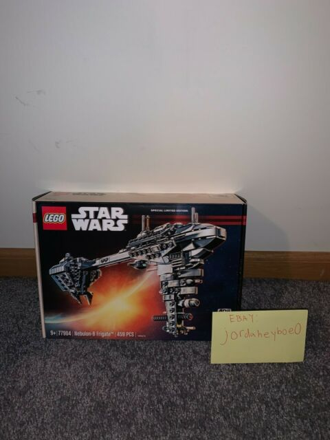 LEGO STAR WARS 77904 SDCC Comic Con Exclusive Nebulon-B Frigate 40th SHIPS FAST