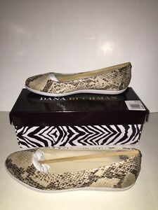 Dana Buchman Addie Floral Size 8.5 NEW Shoes Women/'s $59.99 Flats