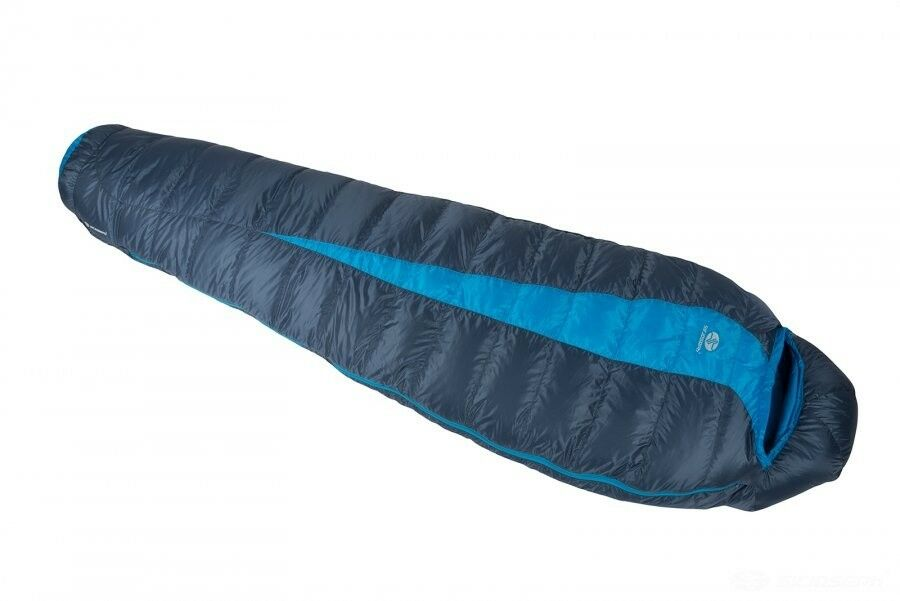 Sir Joseph PAINE 400 (navy) - Very light down sleeping bag