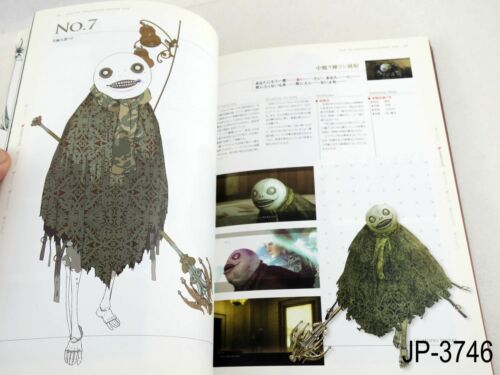 NieR The Complete Grimoire Japanese Artbook Guide Art Book Japan US Seller
