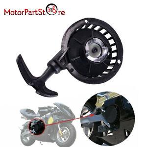 Pullstarter Seilzugstarter Pull Start ABS für 49cc Dirt Bike Minimoto Mini Quad
