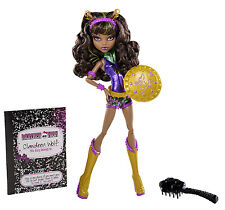 Monster High Clawdeen Wolf as WONDER WOLF US Sammler TARGET EXCL. SELTEN Y7299