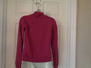 image is loading american eagle women 039 s berry cowl neck