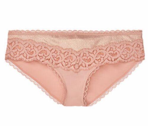 Victoria/'s Secret BODY BY VICTORIA Lace Solid Bikini PANTIES Panty  U PICK 1 NEW