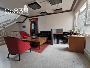Renta - Oficina - Campos Elíseos - 22 m2