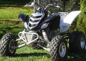 Yamaha-Raptor-660R-A-arms-amp-Shocks-ATV-Widening-Kit
