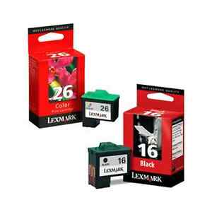 GENUINE LEXMARK 26 COLOUR AND 16 BLACK CARTRIDGES 2 YEARS GUARANTEE FAST POSTAGE - <span itemprop=availableAtOrFrom>doncaster, South Yorkshire, United Kingdom</span> - All items we sell are fully guaranteed . All our items carry mostly a 2 year shelf life guarantee (very few 1 year) . This means if you store it up to 2 years and it fa - doncaster, South Yorkshire, United Kingdom