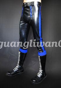 c8e8ba8efda13b 100% Latex Rubber Sexy Trousers Handsome Pants 0.4mm Size S-XXL | eBay