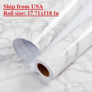 Details about Granite Marble Effect Contact Wall Self Adhesive Peel Stick  Rolling Paper Decor