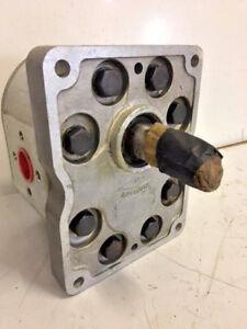 Plessey Dynamics Hydraulic Gear Pump A215X 1440-99-525-49