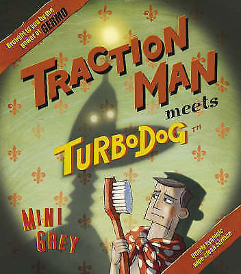 1 of 1 - Traction Man Meets Turbodog