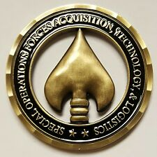 USSOCOM SOCOM Special Operations Forces Acquisition, Technology, & Logistics